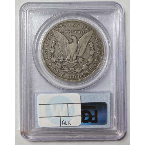 1901 Doubled Die Reverse  VAM 3 Shifted Eagle DDR  PCGS F-12
