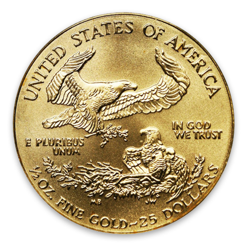 2004 1/2oz American Gold Eagle