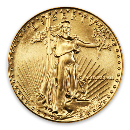 1988 1/4oz American Gold Eagle