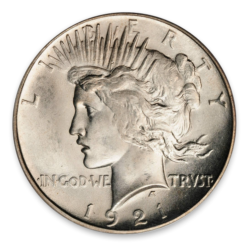 Peace Dollar (1922 - 1935) - Proof