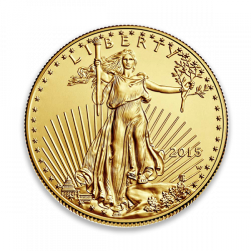 Any Year - 1/2oz American Gold Eagle