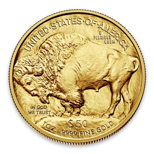 2015 1oz Gold American Buffalo