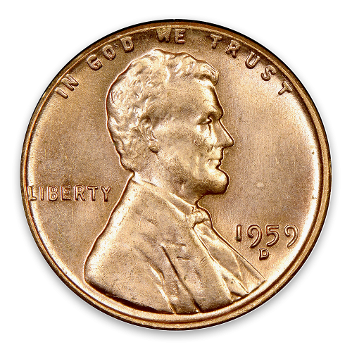 Cent - Lincoln (Modern 1959-Present) - MS+