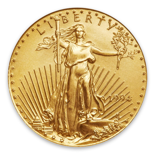 1994 1/4oz American Gold Eagle