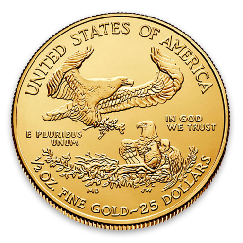 2015 1/2oz American Gold Eagle