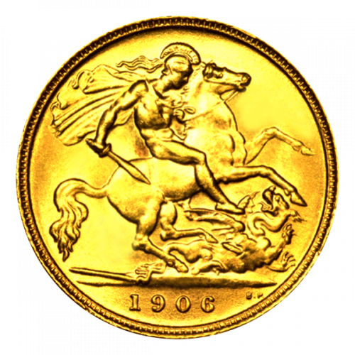 Any Year British Gold Sovereign