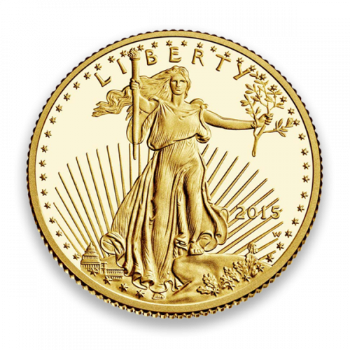 Any Year - 1/4oz Gold Eagle  Proof - Missing some/all Govt packaging