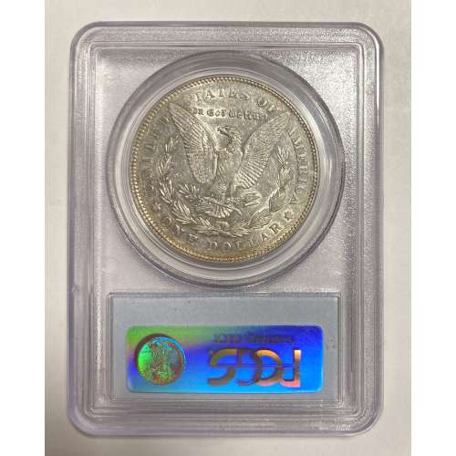 1878 7TF, Reverse of 1878  VAM 115  PCGS XF-45