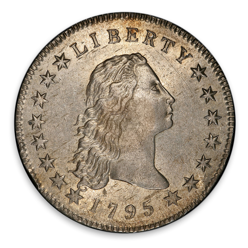 Draped Bust Dollar (1795 - 1804) - Circ
