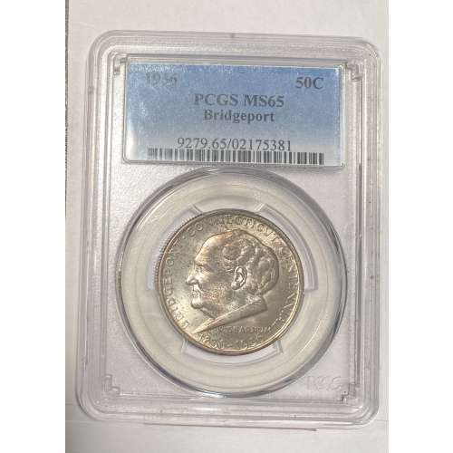 1936 Bridgeport  PCGS MS-65